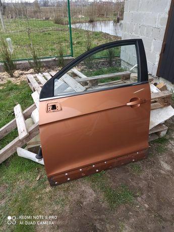 Дверка дверь Captiva C100 06- ліва права передня задня оригінал