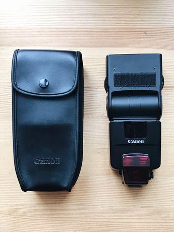 Вспышка Canon Speedlite 550EX