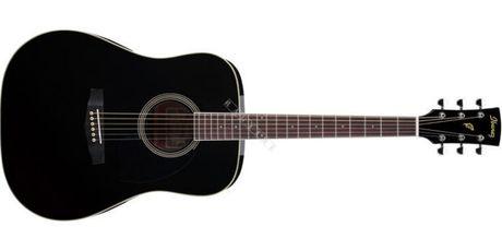 Ibanez PF15 BK - gitara akustyczna