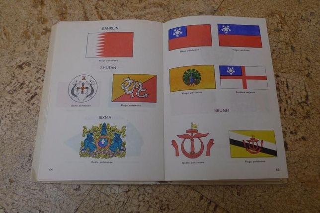 Książka za 5 zł - Godła i flagi świata