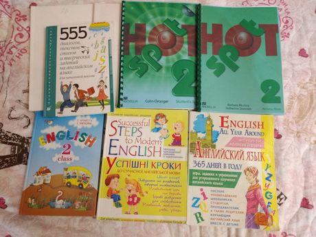 Математика Английский. Рабочие тетради/ учебники 3,4,5 класс