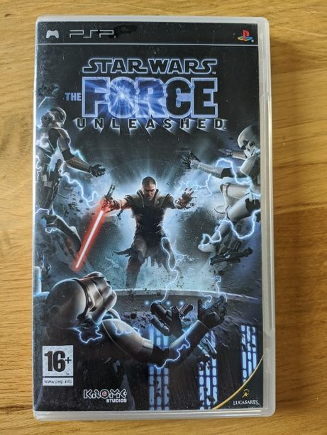 PSP | Star Wars: The Force Unleashed