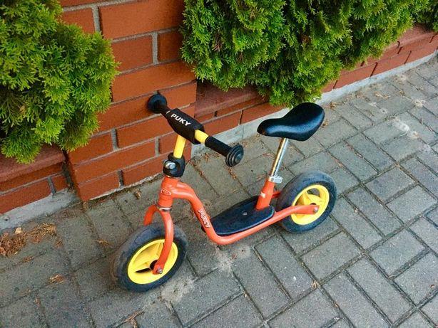 Rowerek biegowy czerwony PUKI