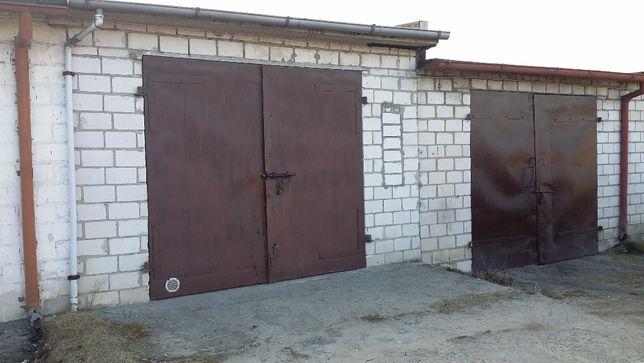 wynajmę garaż Poddębice osiedle północ