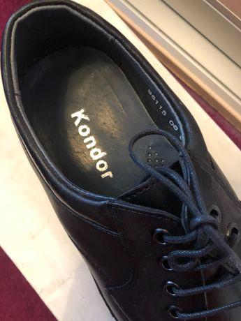Buty robocze skorzane