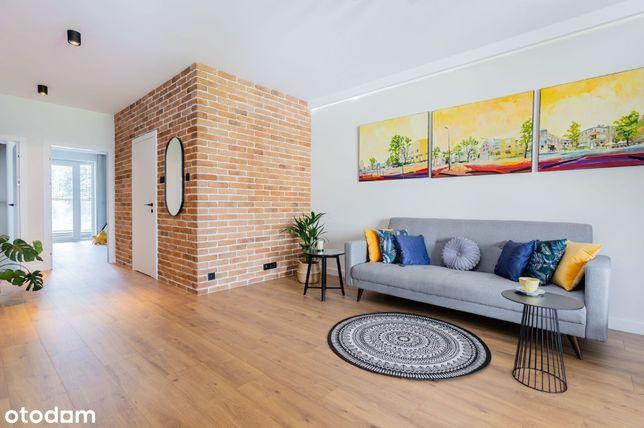 Dwustronne mieszkanie z 2 loggiami i klimatyzacją