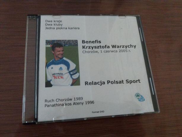 Ruch Chorzów Płyta CD Benefis K.Warzychy 2005