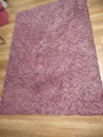 Dywan fioletowo- różowy