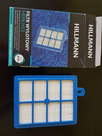 Filtr wylotowy hepa h13