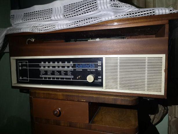Stare Radio Gramofon Ballada