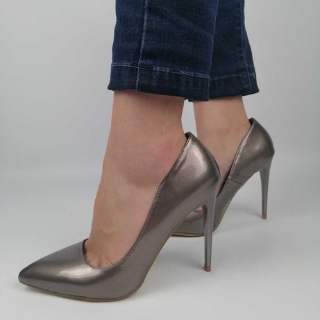 Туфли женские лакированные