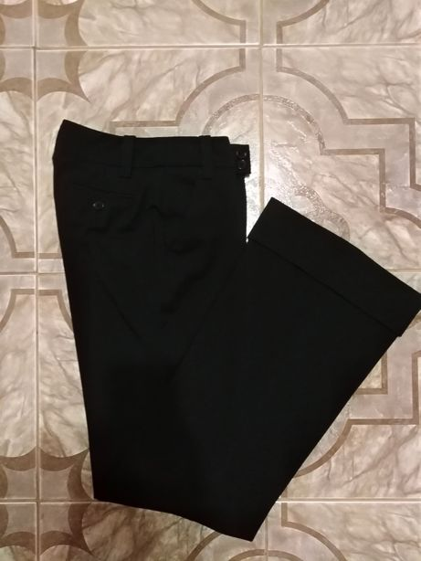 Mexx чёрные женские брюки, штаны