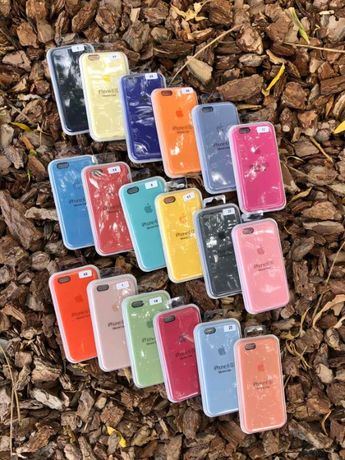 Full Silicone Case iPhone 6/6S/7/8/7+/8+/X/XS/XR/XS MAX/11