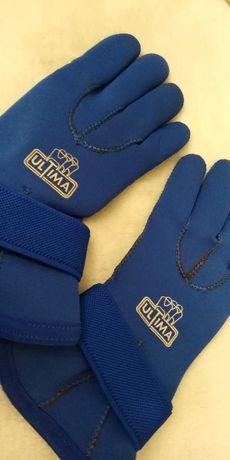 Rękawiczki ULTIMA XL Nowe oryginał z epoki retro MTB szosa Zima