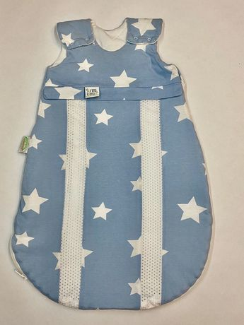 Конверт для сна/Спальный мешок для новорождённого 60см