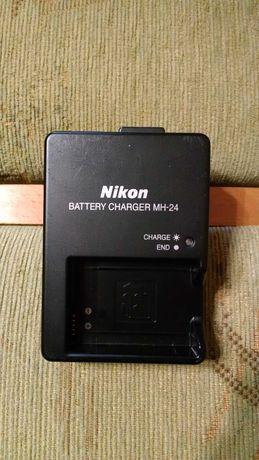 Зарядное mh-24 nikon оригинал