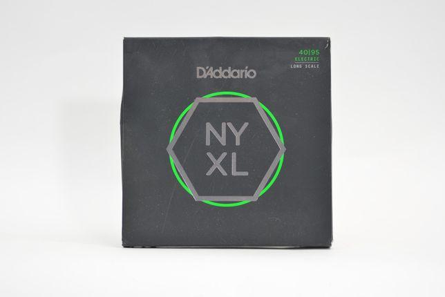 D'ADDARIO NYXL 40-95 struny do gitary basowej
