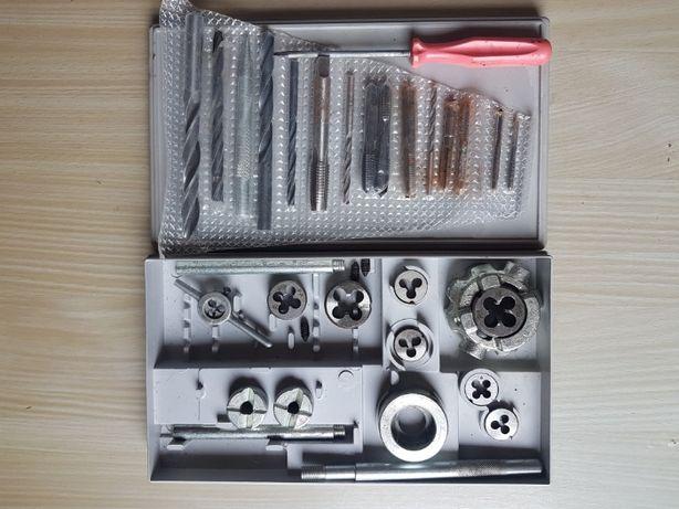 Набор резьбонарезных инструментов РИС - 2М