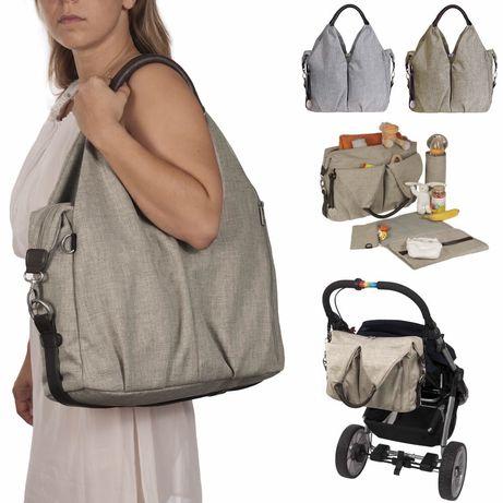 Vendo saco, mala maternidade, lassig como novo