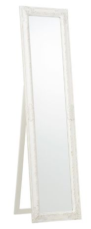 Lustro stojące białe JYSK NORDBORG 40x160 biały