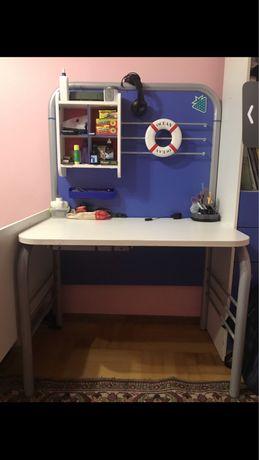 Стіл-парта, стіл письмовий, стіл компютерний, стіл дитячий. Cilek