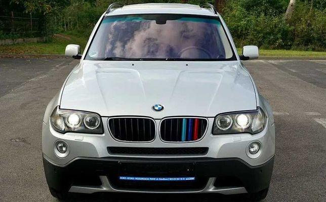 Продам BMW X3 XDrive20d