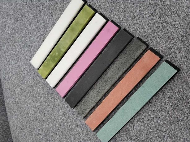 Природные точильные камни бланки точилка для ножей (новые)