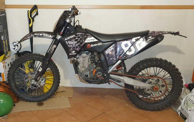 KTM SX-F 450 / 2009