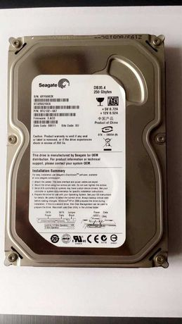 Dysk HDD Seagate 250 GB