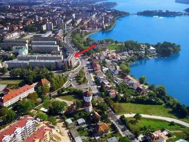 Mieszkanie 2-pokoje centrum Ełk MAZURY widok na jezioro