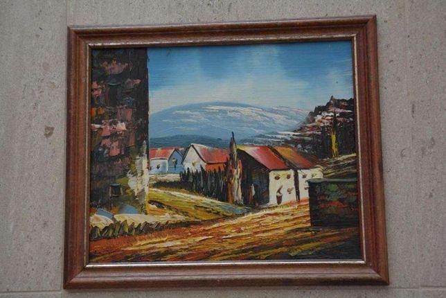 Quadro Original pintado a acrilico