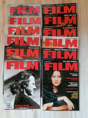 Magazyn-Czasopismo FILM Rocznik 1997, 12 numerów, Idealny stan