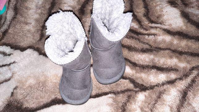 Детские зимние угги