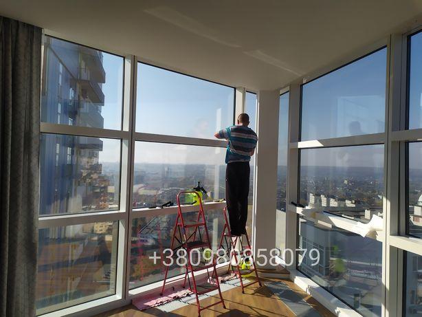 Пленка на окна и стекла