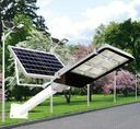 Latarnia ogrodowa 150w solarna