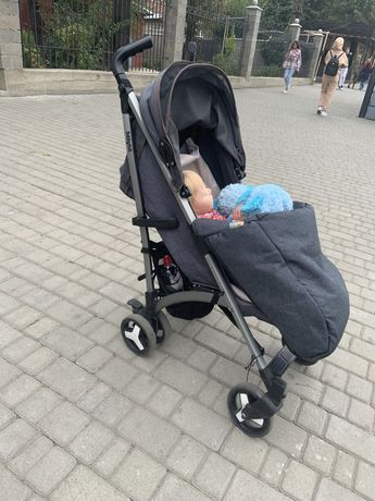 Babyhit коляска трость прогулочная легкая коляска