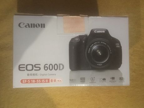 Canone EOS 600D