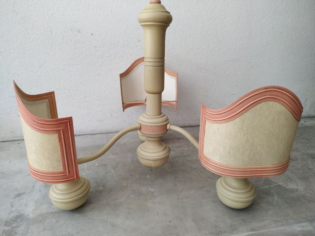 Candeeiro de teto / Abajur
