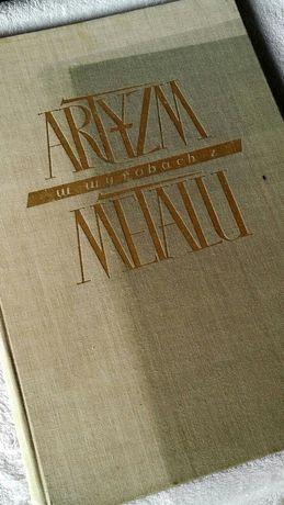 Książka Artyzm Metalu 1956