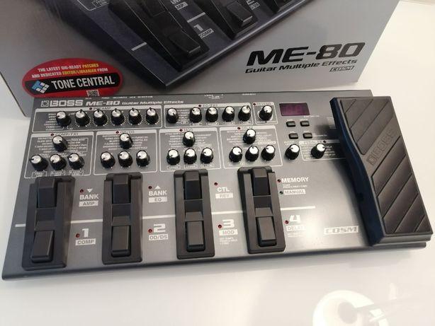 Multiefekt Gitarowy BOSS ME80 OKAZJA !!!