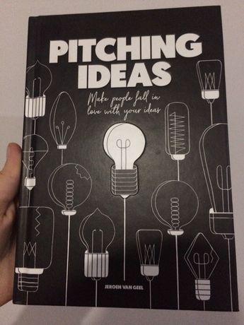 Livro pitching ideas