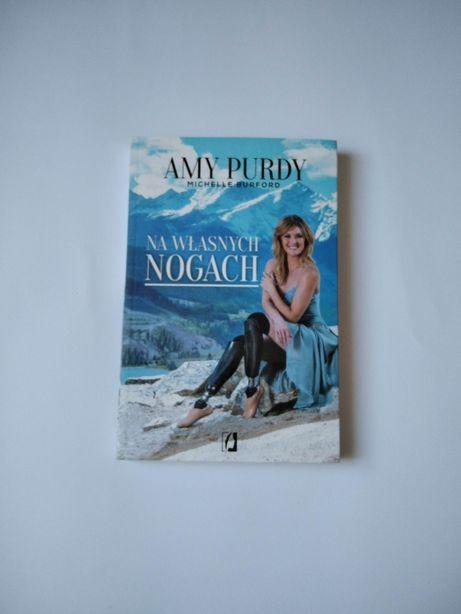 NOWA Na własnych nogach Amy Purdy Michelle Burford książka G40