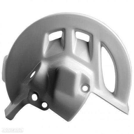 protetor de disco travao dianteiro polisport honda cr / crf