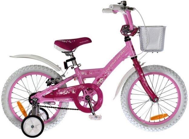 Детский велосипед Команчи (для девочки)