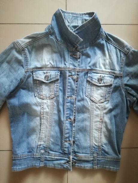 Kurtka jeansowa r.38