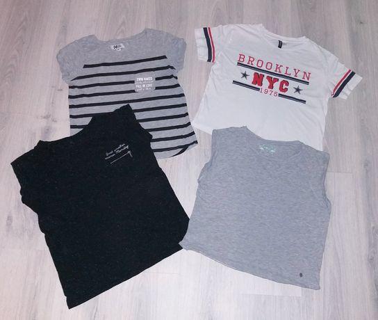 Markowe t-shirty XS