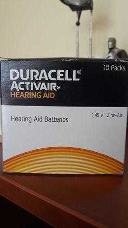 Bateria zasilająca min implant słuchowy 675