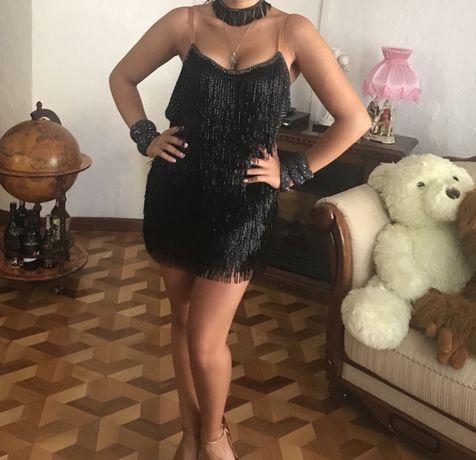 Бальное платье Латина