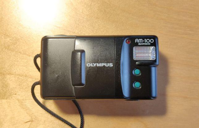 Olympus AM-100 quartzdate 35mm f/3,5