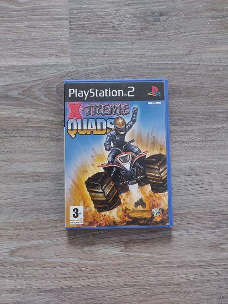 X-treme Quads - gra na konsolę PS2